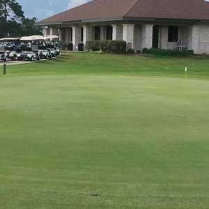 Henry Homberg GC: Clubhouse