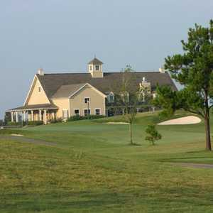Cypress Lakes GC: Clubhouse
