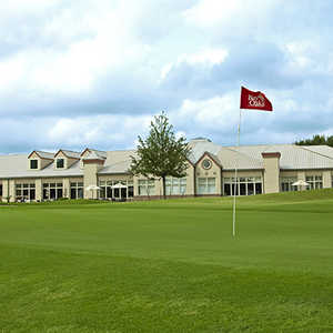 Bay Oaks CC: Clubhouse