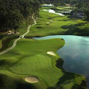 Northgate CC: Aerial view