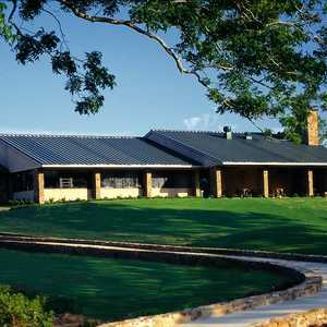 River Ridge GC: Clubhouse