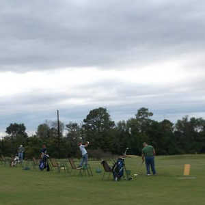 Humble Oil Patch GC: Driving range