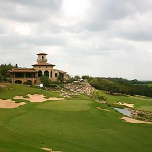 La Cantera GC: Palmer's #18