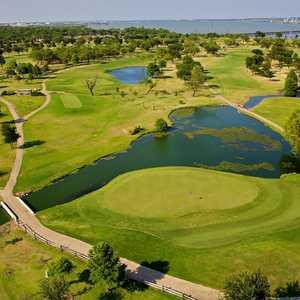Prairie Lakes GC: Aerial view