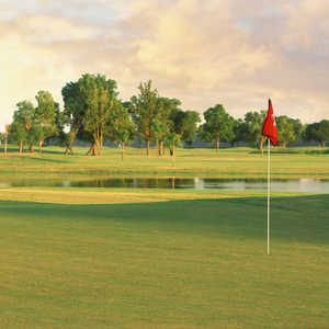 Regulation at Lake Park GC: #5