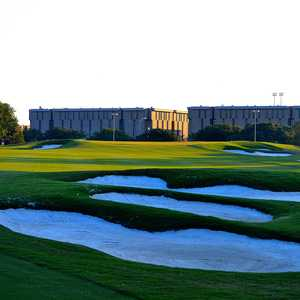 The Golf Club at Texas A&M: #18