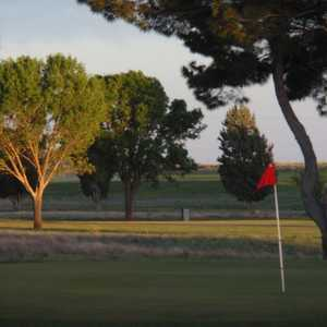 Yoakum County Golf Course In Denver City