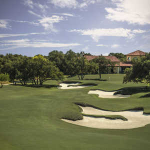 Briggs Ranch GC: #18