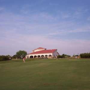 Tierra Verde GC: Clubhouse