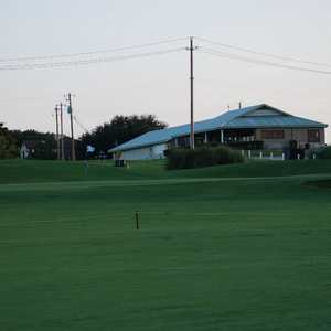 Bluebonnet Hill GC: clubhouse