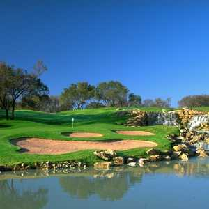 Waterchase GC: #9