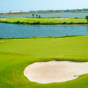 Moody Gardens GC: #14