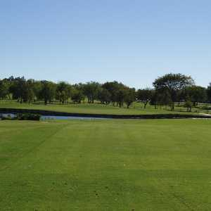 Prairie Lakes GC - Red: #5