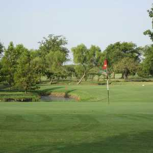 Willow Springs GC: #14