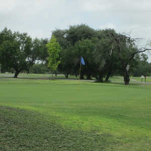 Fort Clark Springs GC: #9
