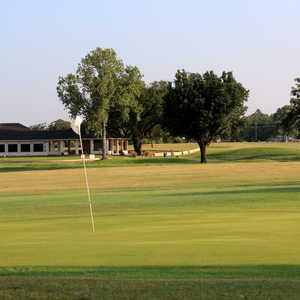 Gatesville CC: Clubhouse