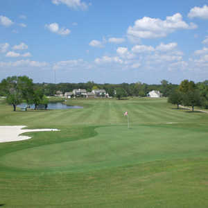 Mill Creek GC - The Creek: #6