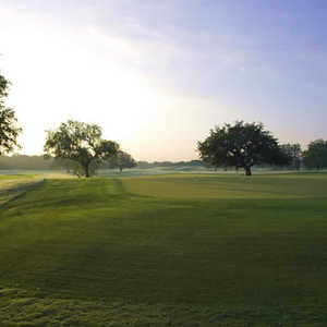 Hill Country GC: putting green