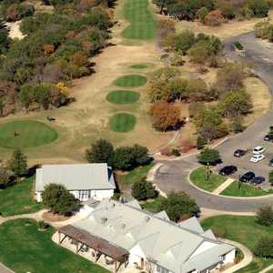 SilverHorn GC of Texas: clubhouse