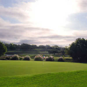 GC of Texas at Briggs Ranch: putting green