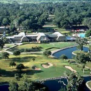 Columbia Lakes Resort & Conference Center: Aerial view