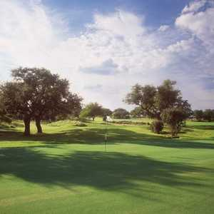 Canyon Springs GC: #9