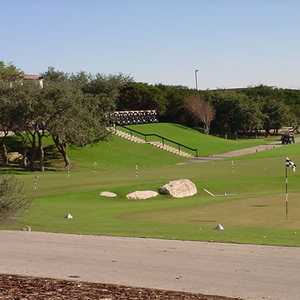 La Cantera Resort: Practice area