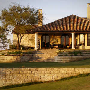 The Briggs Ranch GC: clubhouse