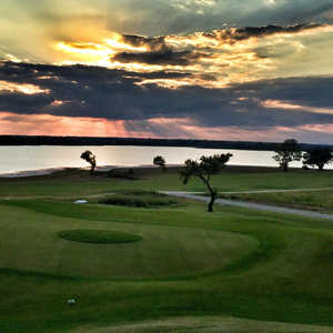 Cleburne Golf Links: #1