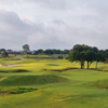 View from a tee at Whitestone Golf Course.