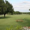 A view of tee #1 from The Golf Club of Dallas.