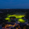 Aerial view from Forest Creek Golf Club.