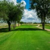 View from the 14th tee at Casa Blanca Golf Course.