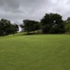 View of a green at Harvey Penick Golf Campus.