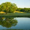 A view of the 16th hole at Meadowbrook Golf Course.