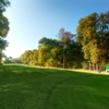 A view from a tee at Woodbridge Golf Club.