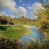 A view from Woodbridge Golf Club.