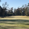 A sunny day view from Liberty Golf Course.