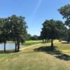 View from a tee box at Westdale Hills Golf Course.