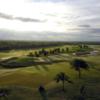 A view from ShadowGlen Golf Club.