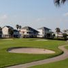A view of the hole #12 at Galveston Country Club.