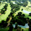 Aerial view from Lakeside Country Club