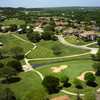 Aerial view from Riverhill Country Club