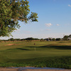A view of green at Reese Golf Center