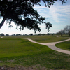 A view from fairway #5 at Llano Grande Golf Course