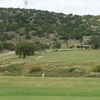 A view from green at Lake Sweetwater Municipal Golf Course