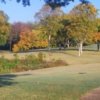 A view of the 18th fairway at Thorntree Country Club.