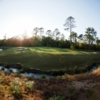 A view of green at Grand Pines Course from Bentwater Yacht & Country Club