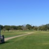 A view from the 1st tee at Columbus Golf Course (Two Golfers--One Pension)