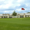 A view of the clubhouse at Bay Oaks Country Club.